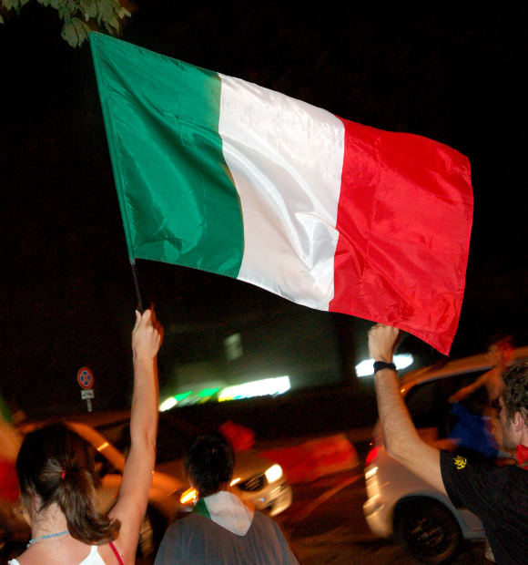 bandeira italia FREE