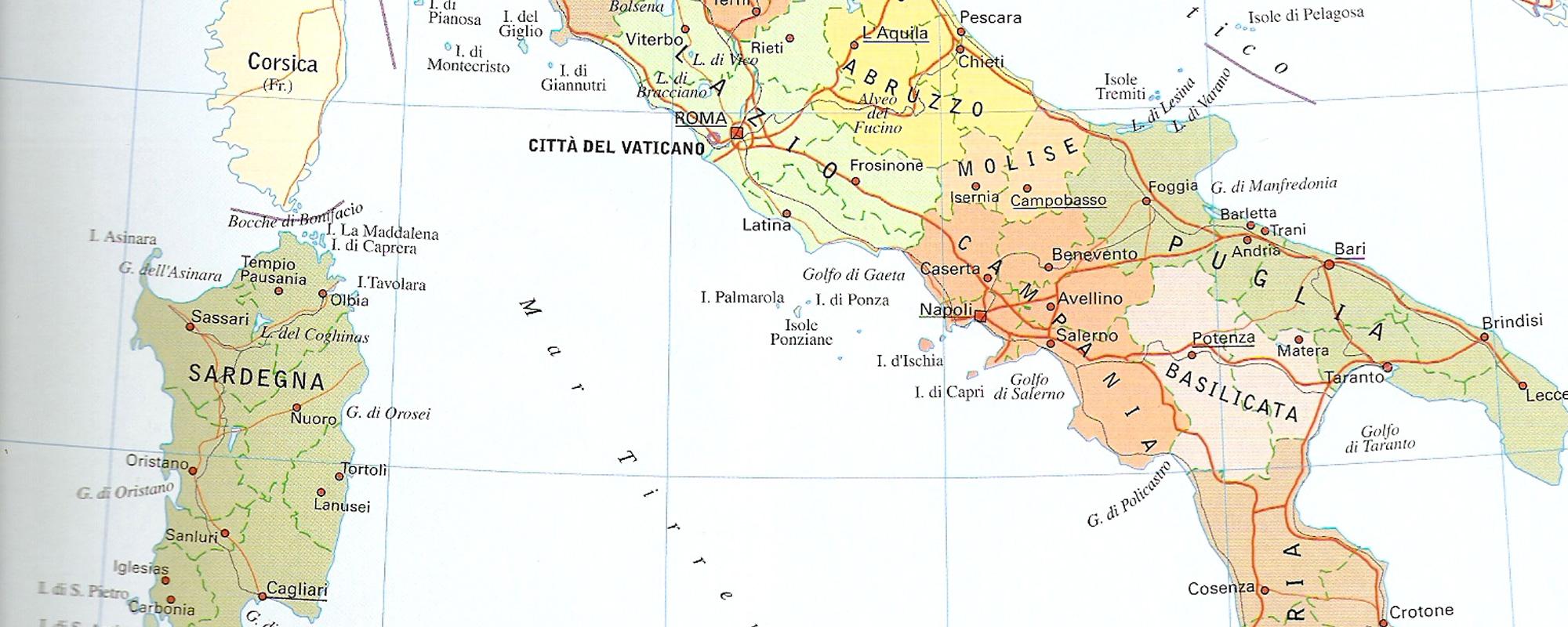 <strong>Montagem Processo Cidadania Italiana</strong>